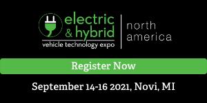 Electric & Hybrid Vehicle Technology Expo 2021